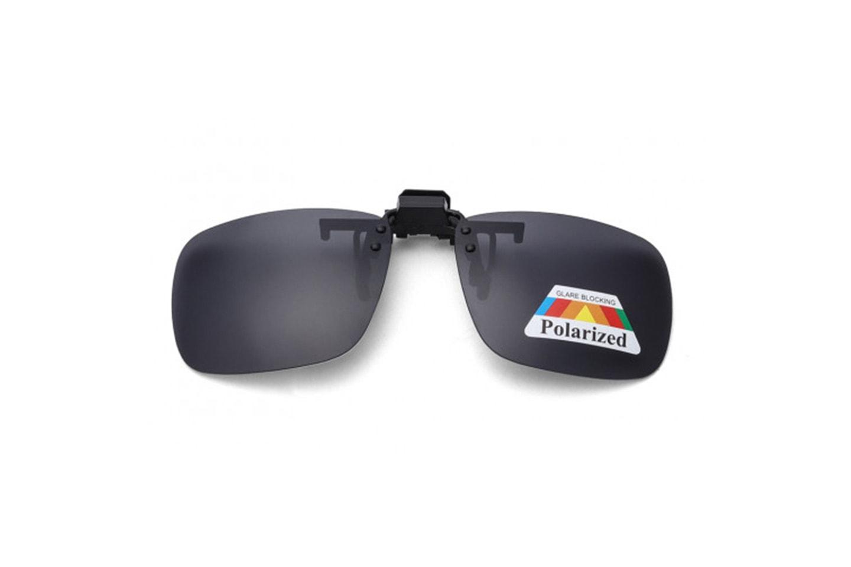 Löstagbara solglas till glasögon