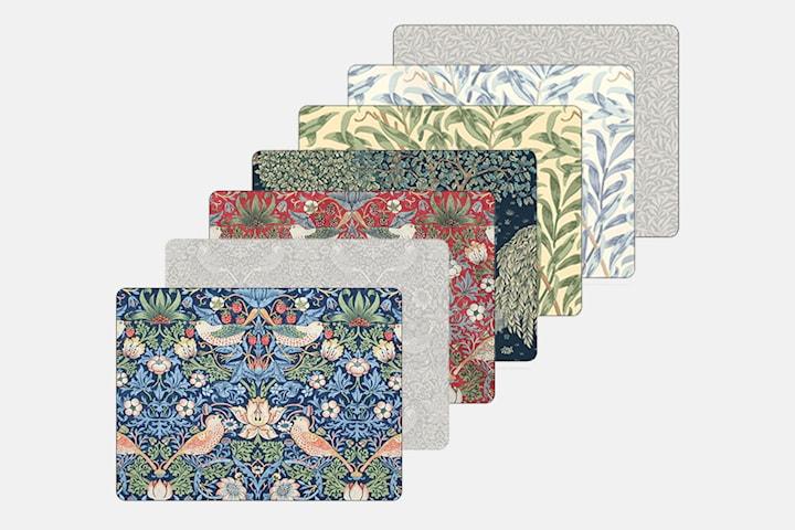 William Morris & Co Bordsunderlägg, 4-pack