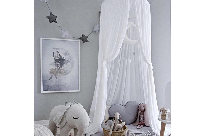 Sänghimmel för barnsäng