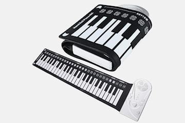 Keyboard som kan foldes sammen