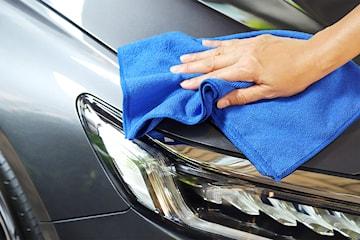 Biltvätt eller helrekond hos Ecoshine
