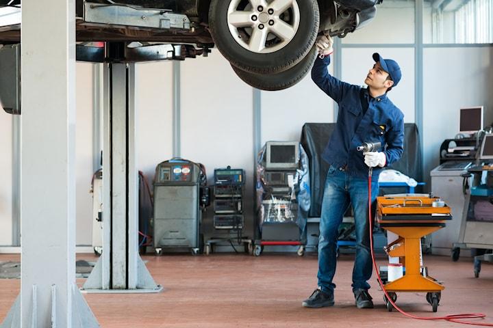 Rostskyddsbehandling för din bil