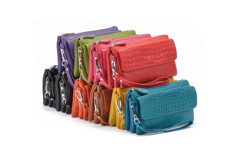 Stilig väska i PU-läder