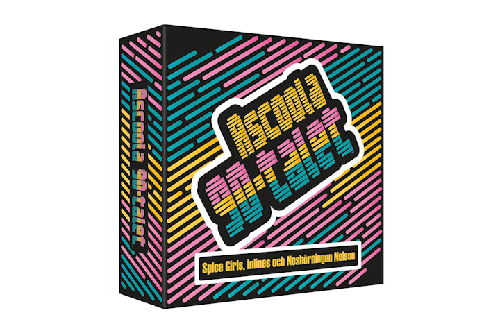 Ascoola 90-talet - Frågespel (SV)