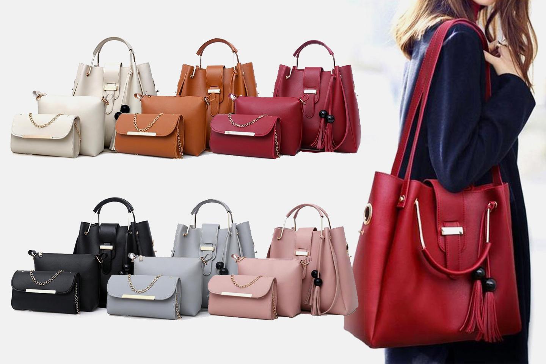 Handväska, 3-pack (1 av 15)