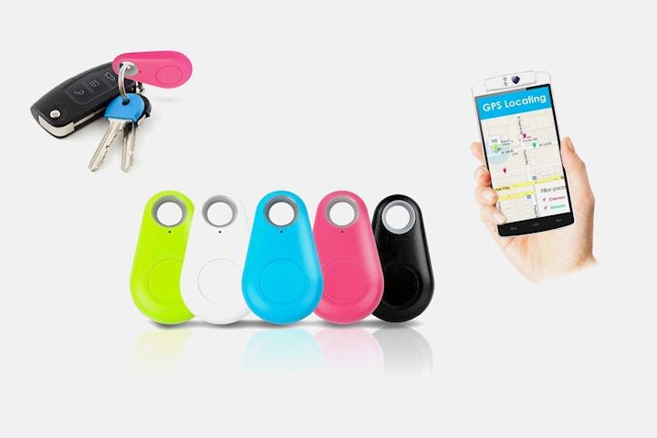App-styrd Bluetooth-tracker, 2-10-pack