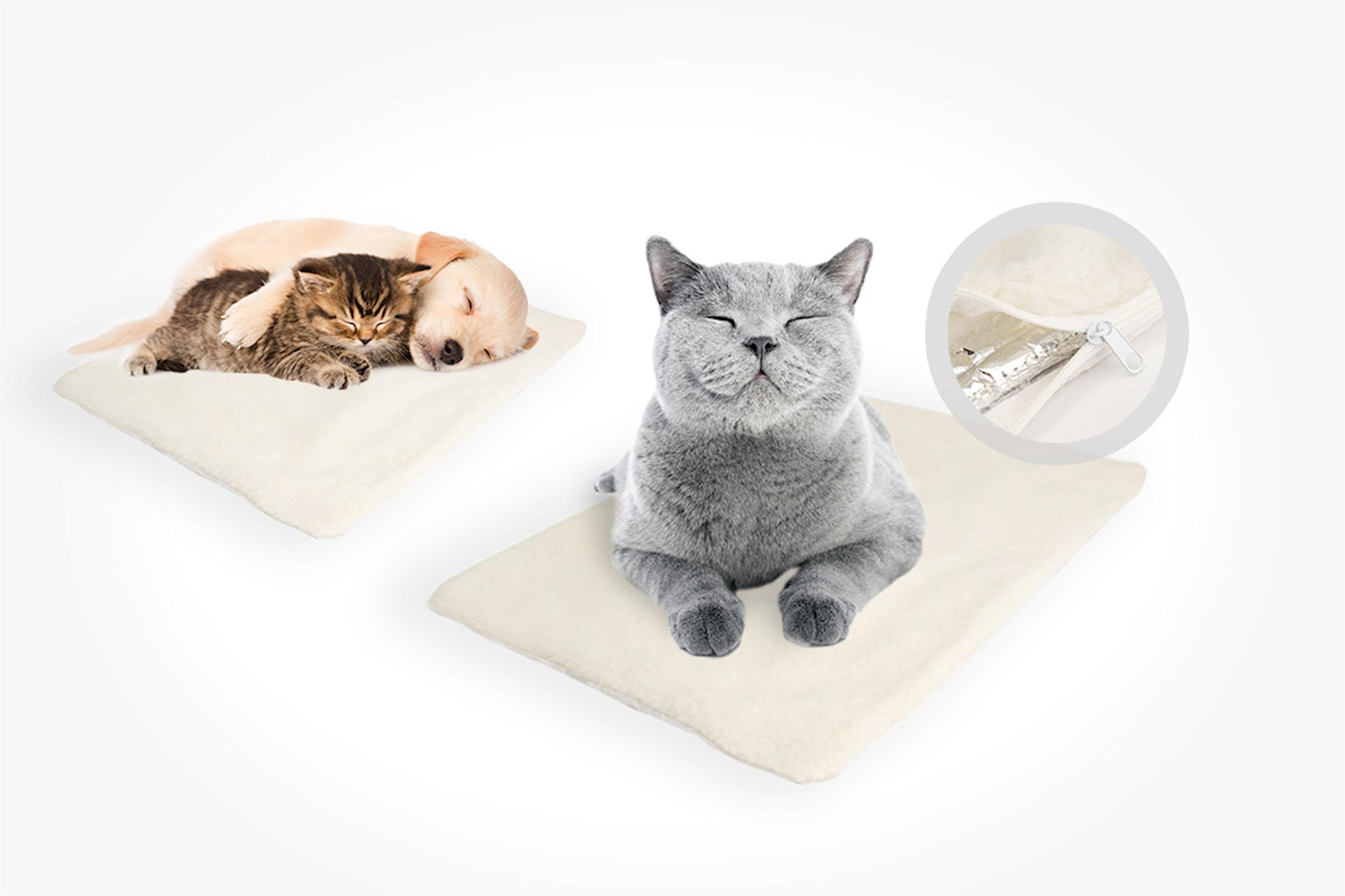 Värmekudde för din katt