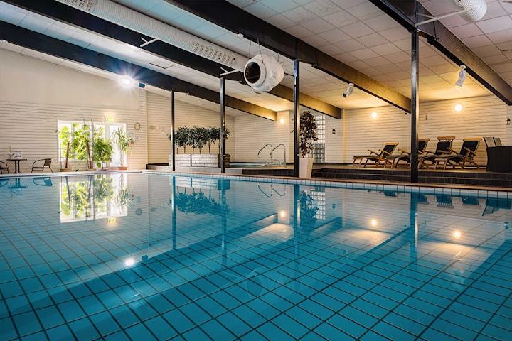 Spaopphold for to personer på Hankø Hotell & spa