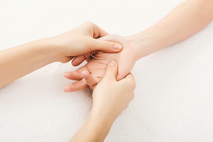 Fot- och handmassage