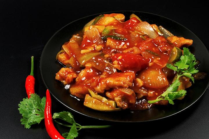 3-retters thai catering for 10-50 personer, kun 179 kr per person