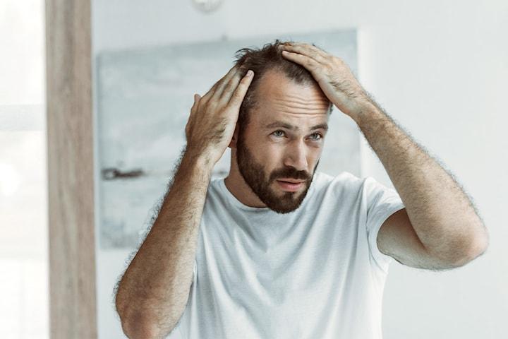 Behandling mot håravfall