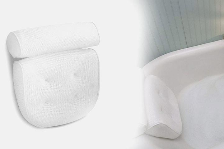Kudde för badkar