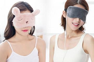 USB-drevet øyemaske