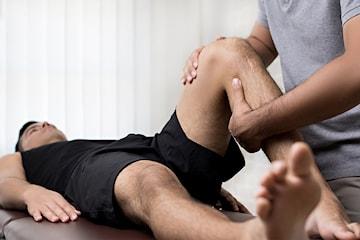 Kraftfull massage 30 min