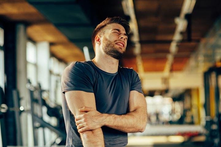 Massage samt medicinsk laserbehandling hos Sport Wellness