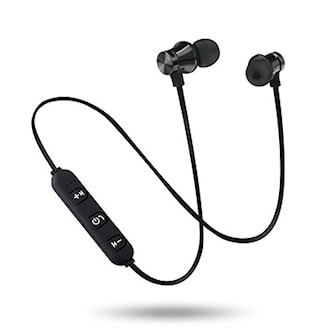 Svart, Wireless Sports XTT1, 3 Colors, Sport XTT1 trådlösa hörlurar, ,