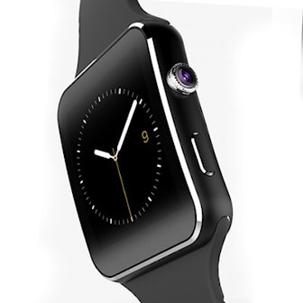 Svart, Smart Watch, 20-in-1, Smartwatch, ,