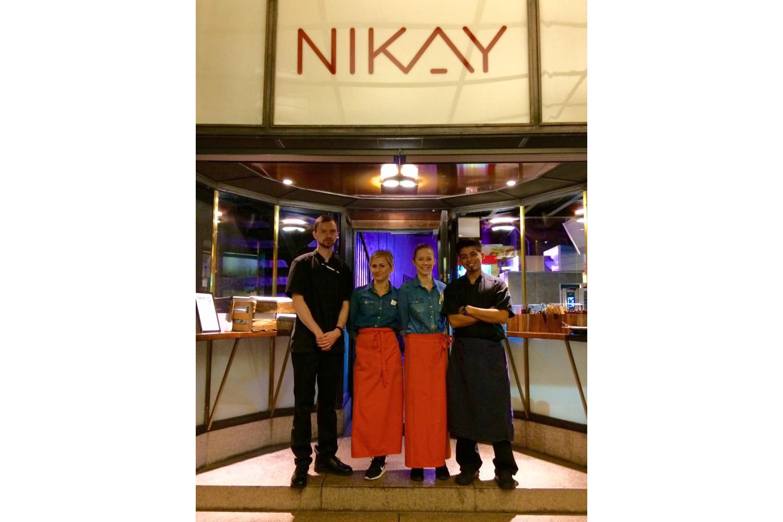 Herlig matopplevelse med peruansk 8-retters ink aperetif hos fantastiske Nikay