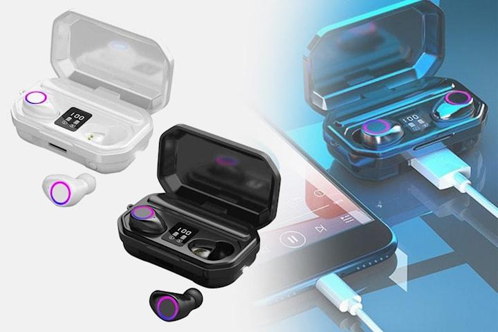 M12 trådlösa Bluetooth-hörlurar
