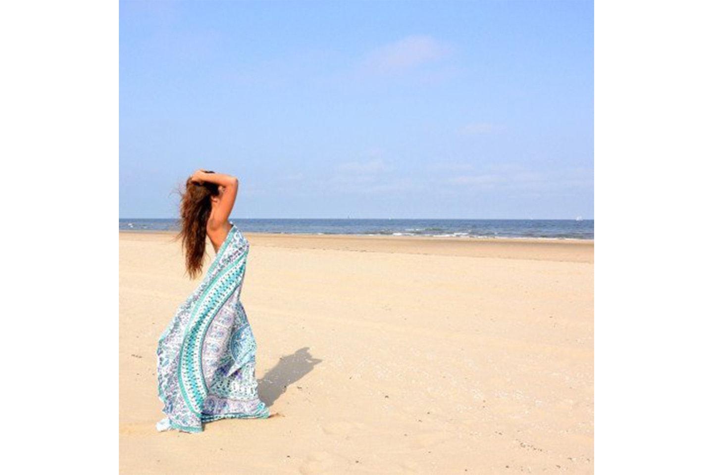 Bohemsk strandfilt