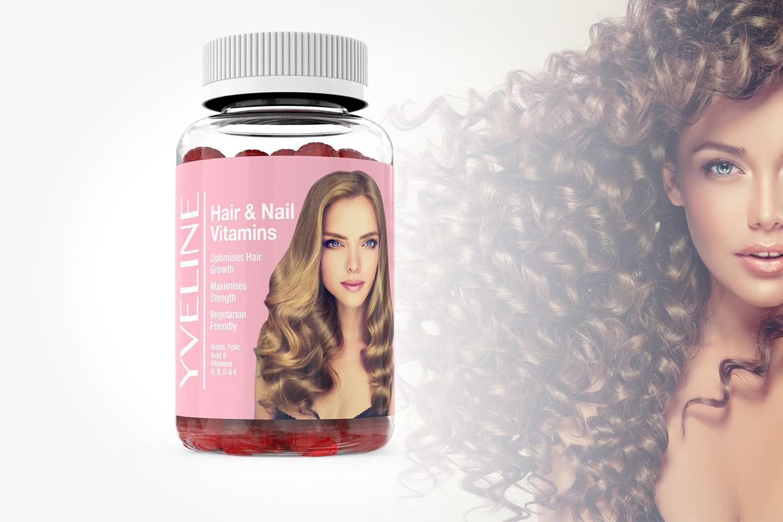 vitaminer och mineraler för håret