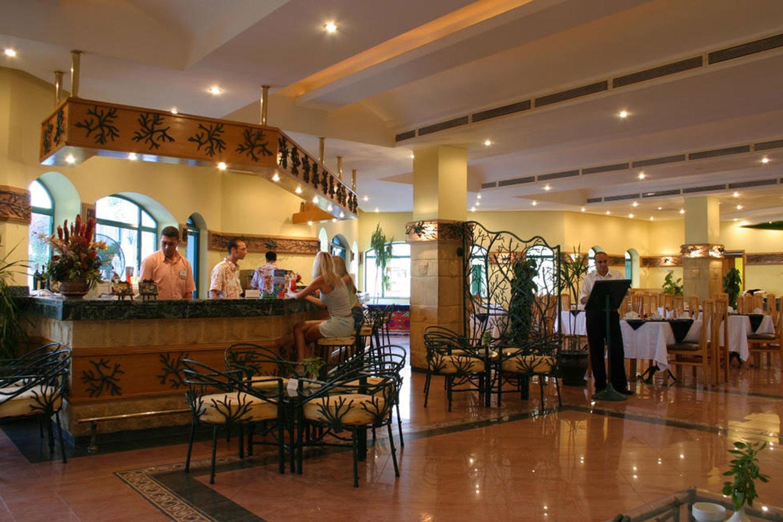 Sharm el-Sheikh: Syv dager på Falcon Hills, fly t/r Oslo