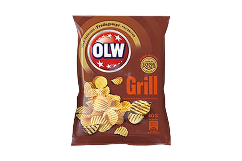 20-pack OLW potetgullposer (40 gram)