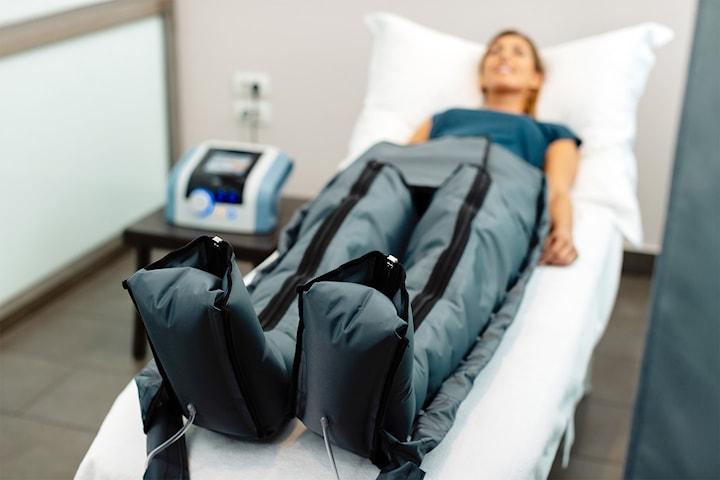 Unn deg litt avslapping og detox med Lymatisk massasje