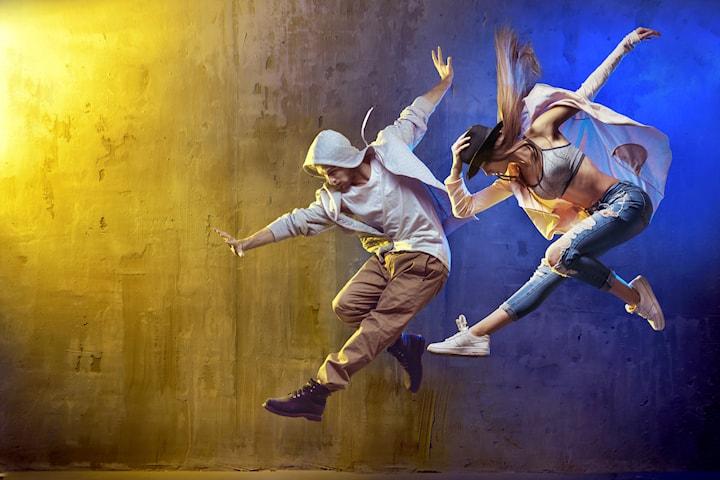 Danskurs för juniorer hos STHLM DanceCrew
