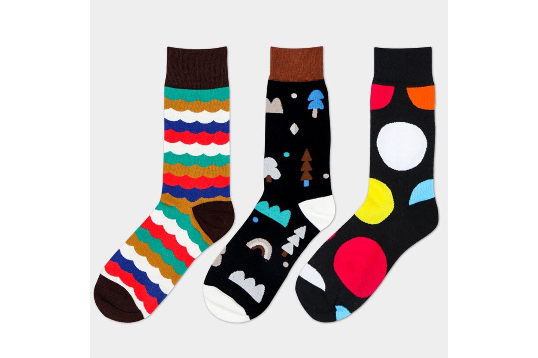 Happy Feet-sokker 3-pack