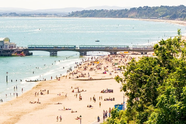 3 veckors språkresa till Bournemouth
