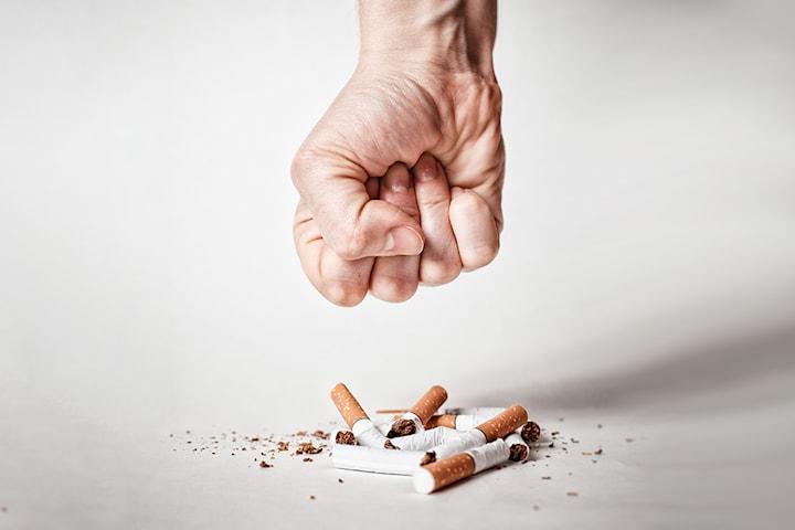 Sluta röka, KBT med hypnos