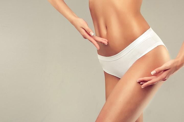 Kroppsbehandling for figurforming hos Renees Bodyshape