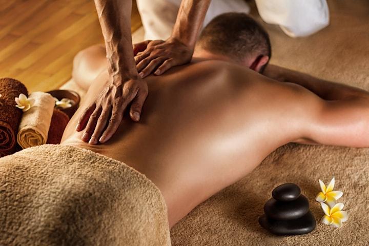 Mix massage från Salong always beauty