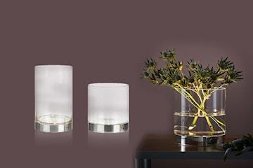 Kombinerad lampa & vas, Markslöjd