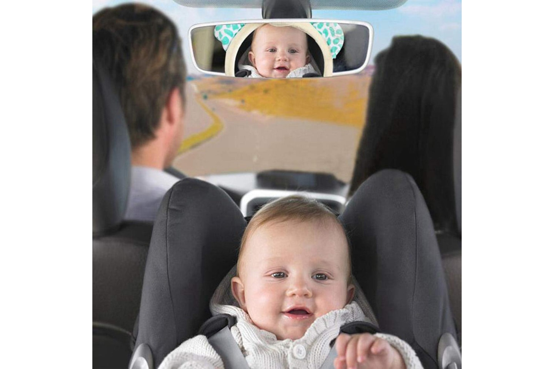 Babyspeil til bil