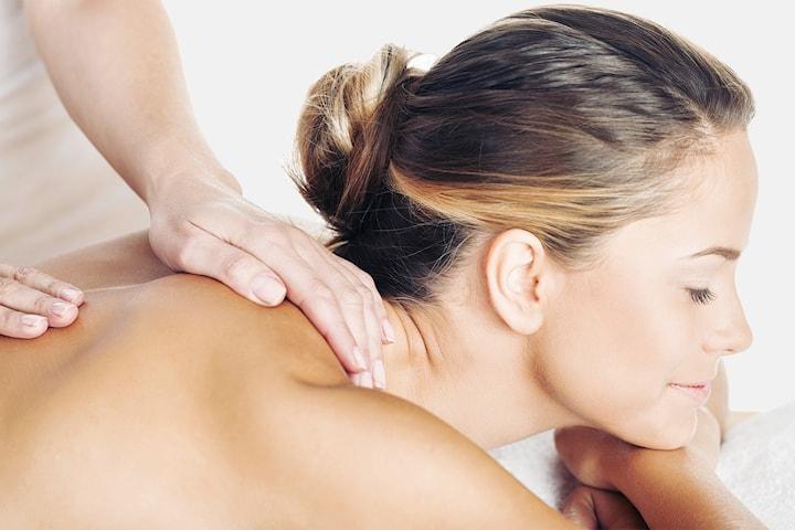 Klassisk svensk massage