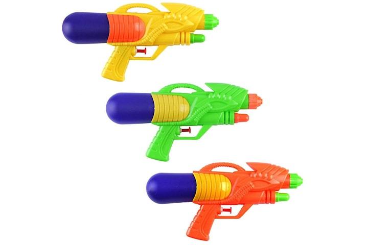 1x Vattenpistol, 26 cm - Säljs Slumpvis