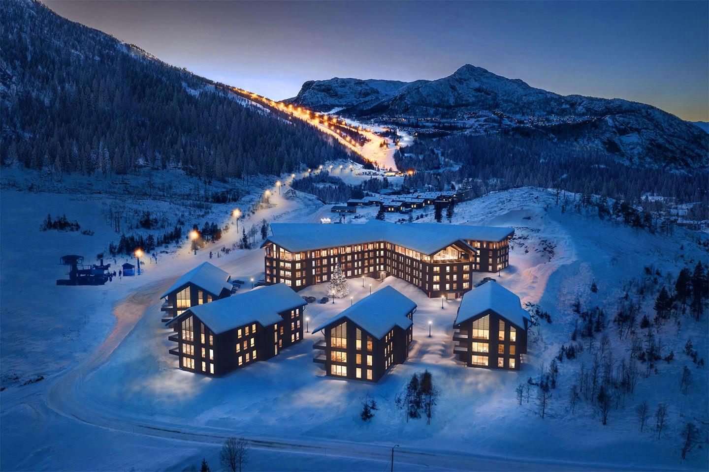 Boende 3-4 nätter för 2 på Fyri Resort i Hemsedal (1 av 8)