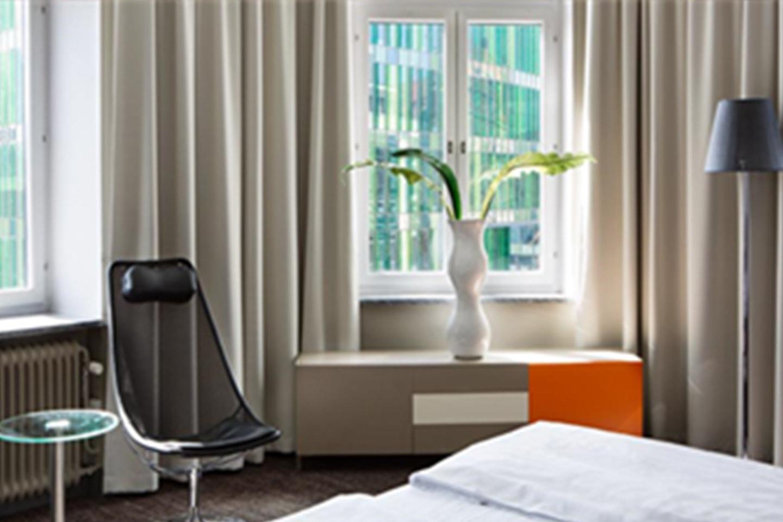 Mysiga Comfort hotel i Malmö för 2