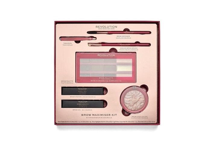 Giftset Makeup Revolution Brow Maximiser Kit