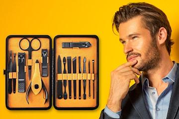 Grooming kit 15 delar
