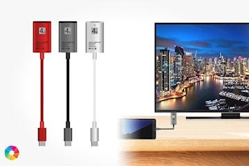 USB-C til HDMI-adapter