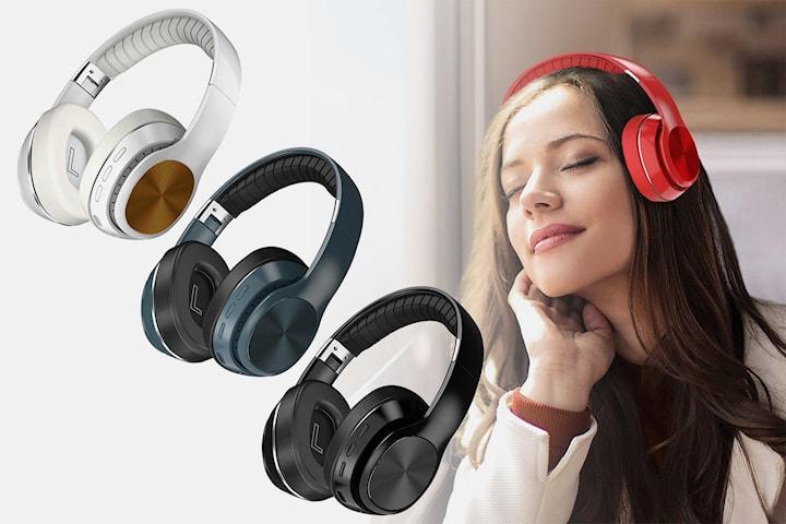 Hi-Fi Bluetooth-hodetelefoner
