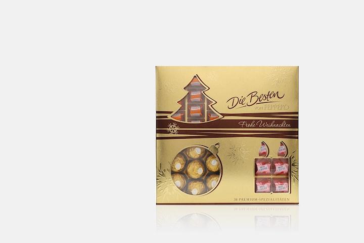 Ferrero presentask 400 g hos Bigsavr