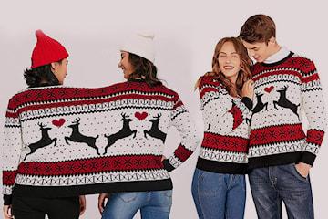 d2e6dd21 Julegenser for venner og par | Tilbud, rabattkoder og deals - Opp ...