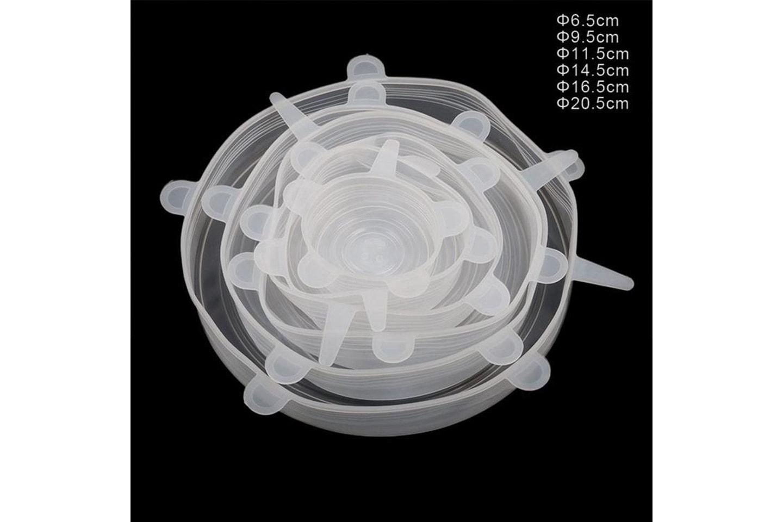 6-pack silikonlock