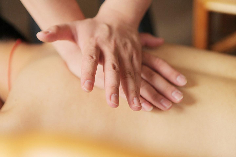 Klassisk svensk massage eller Access Bars