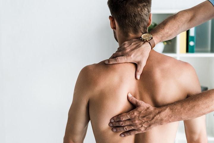 Kiropraktorbehandling hos Colosseum Kiropraktorklinikk