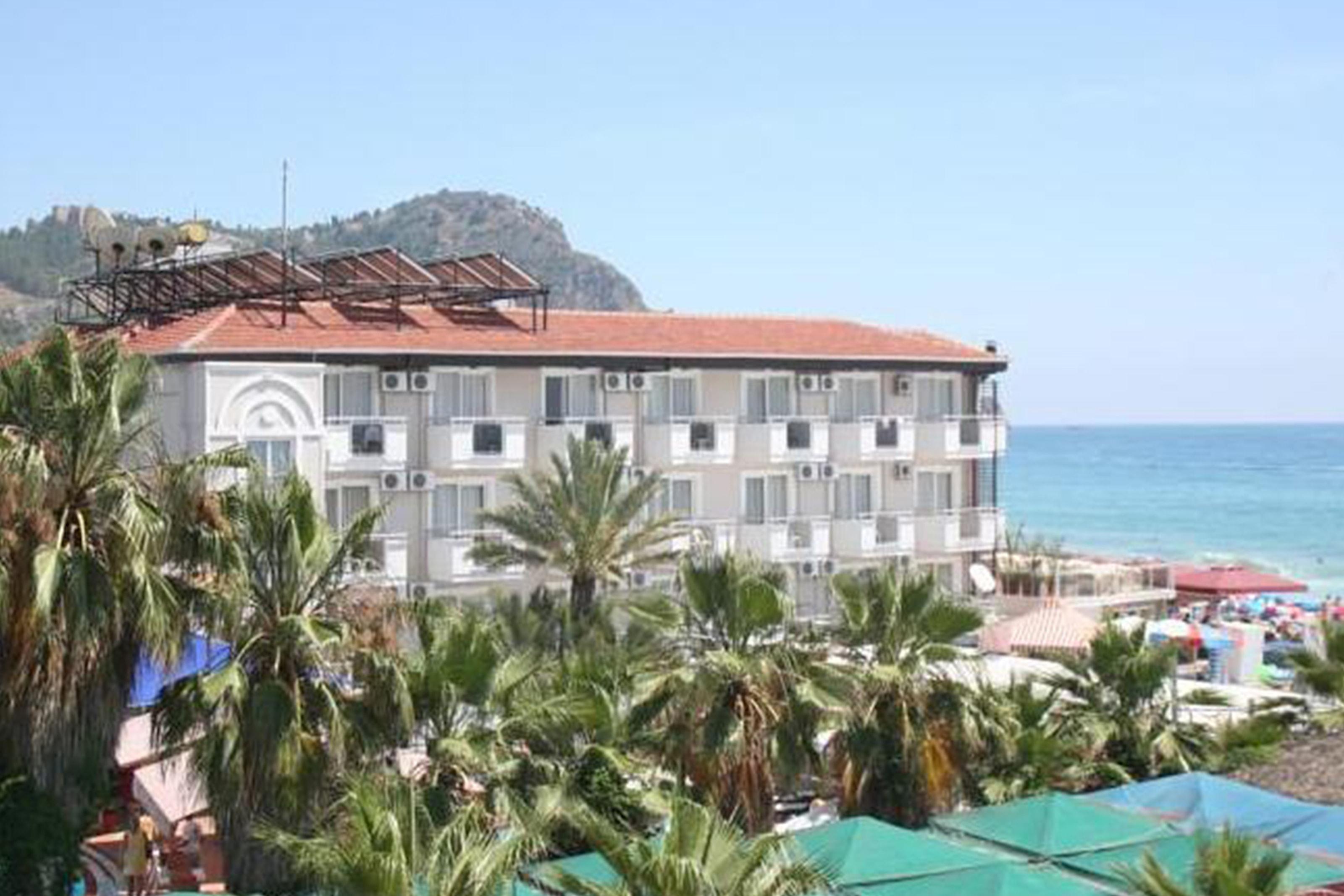 Palmiye Beach Hotel i Alanya